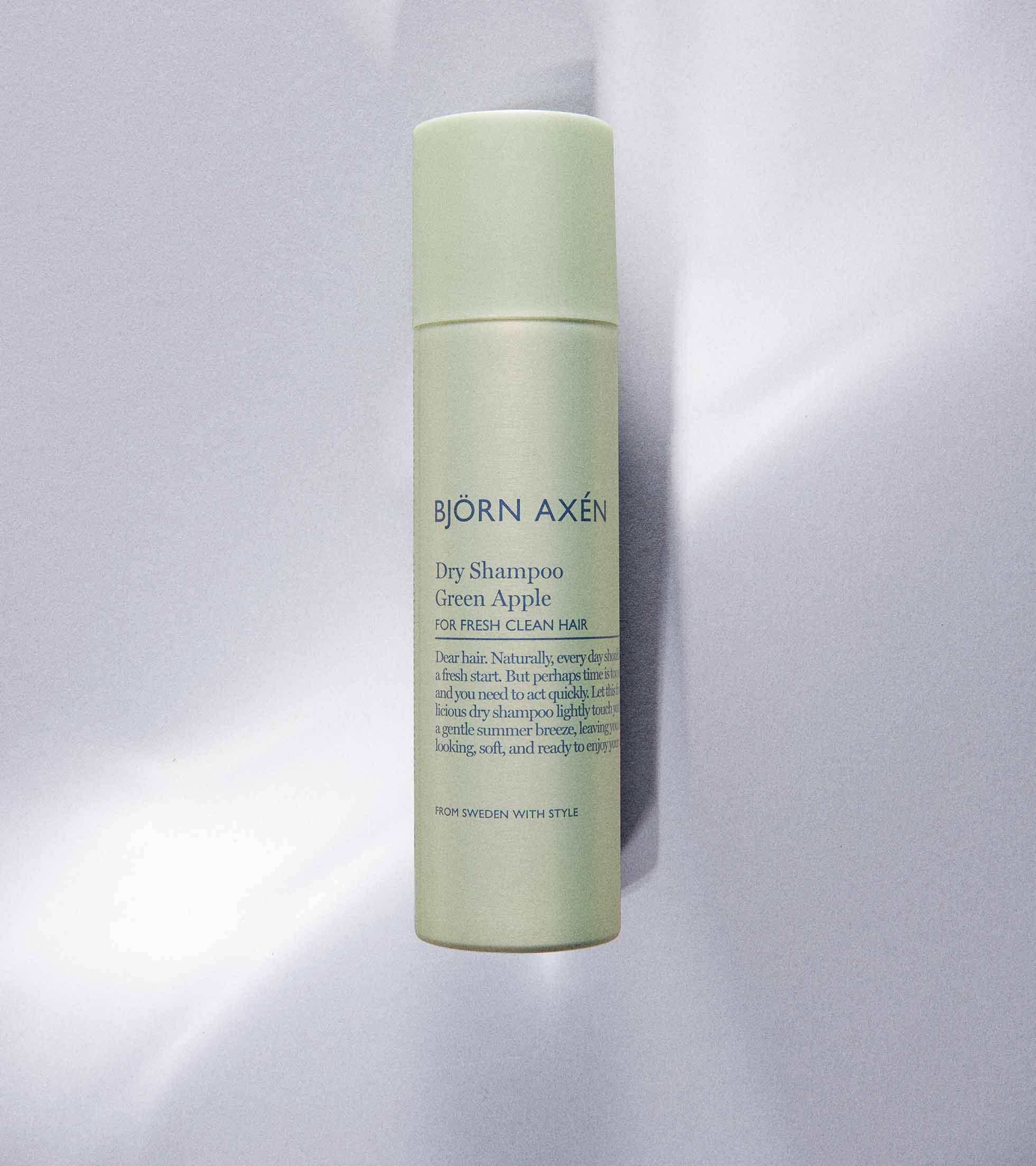 Dry Shampoo Green Apple