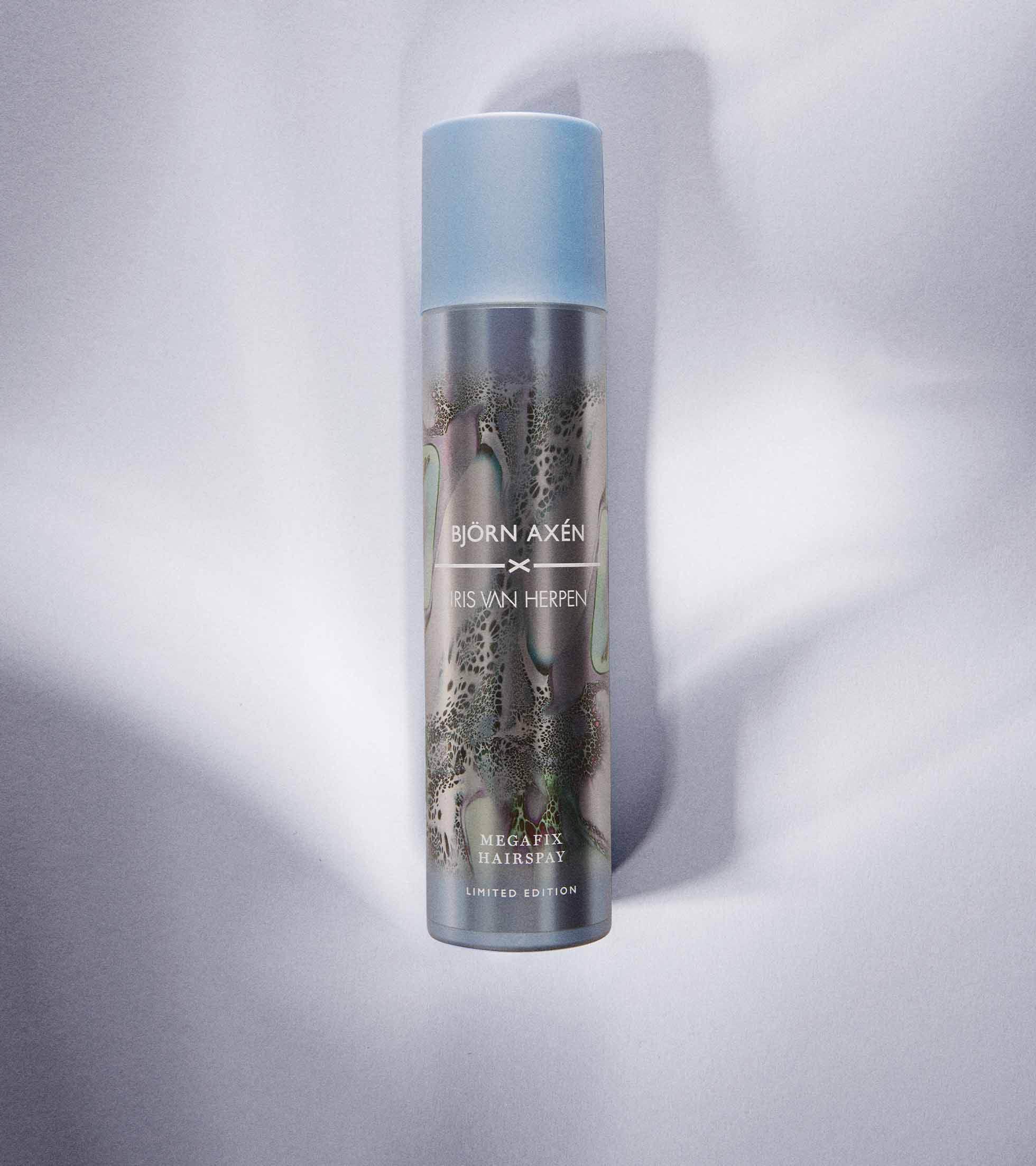 Megafix Hairspray Limited Edition Iris Van Herpen