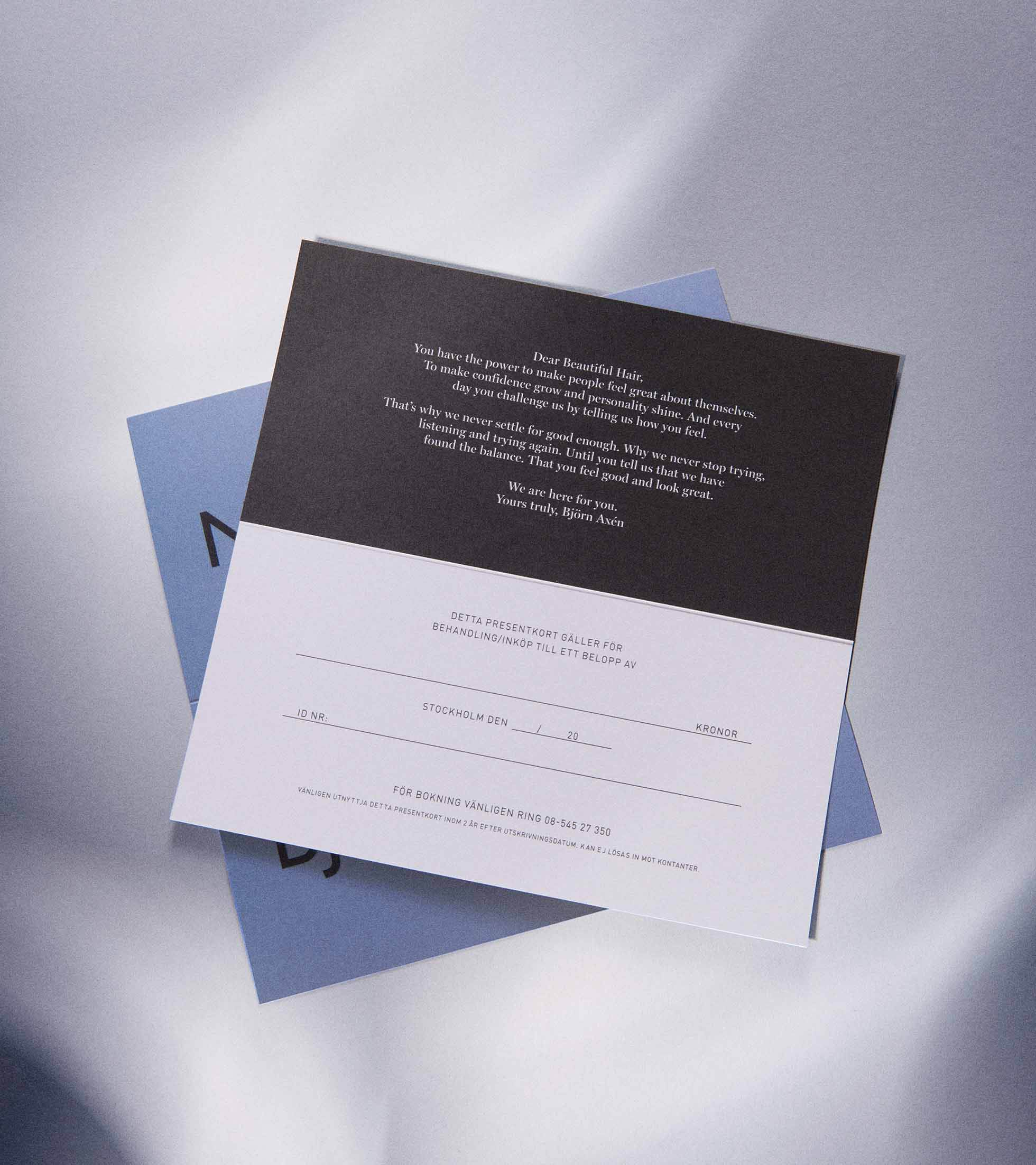 Presentkort 1 500 kr