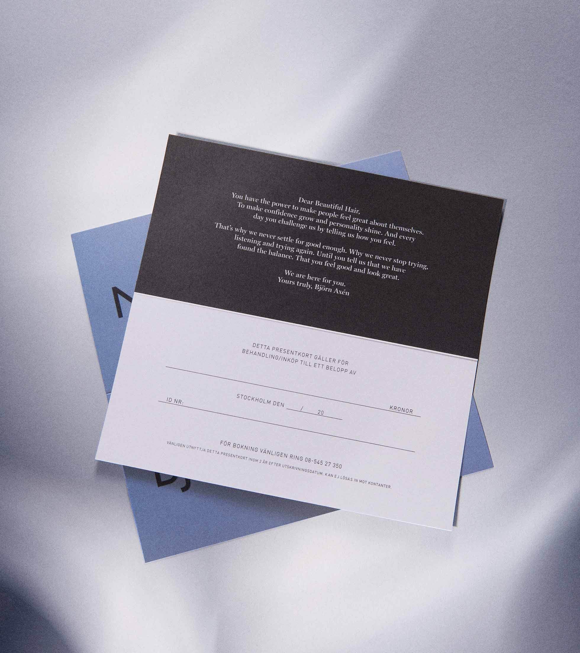 Presentkort 2 000 kr