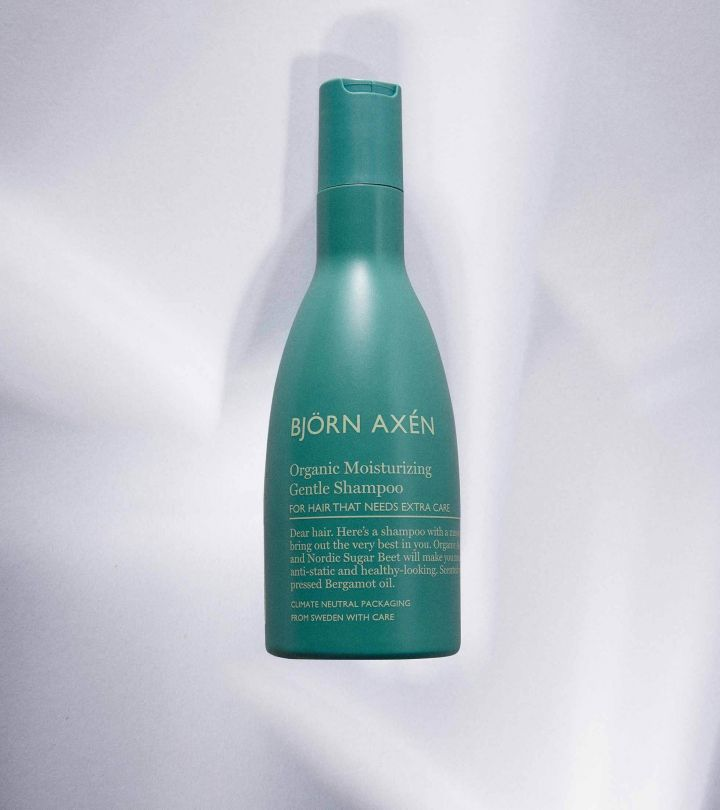 Organic Moisturizing Gentle Shampoo